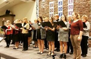 Hallelujah Chorus 2015