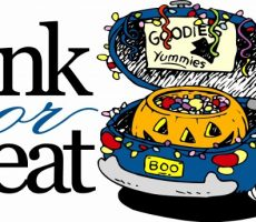 Trunk or Treat 10/31!